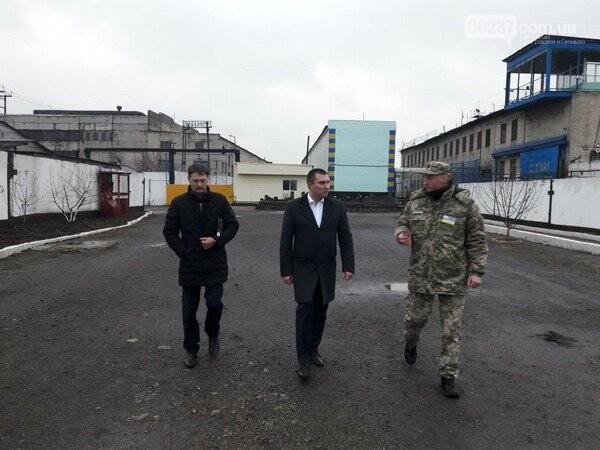Прокурор Донецкой области проинспектировал Селидовскую исправительную колонию, фото-1