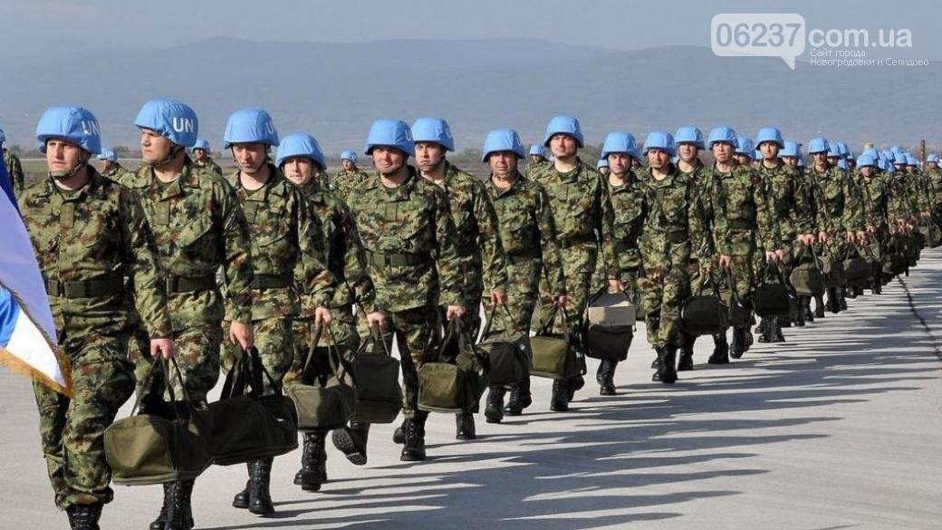 Пристайко рассказал, когда на Донбасс придут миротворцы, фото-1