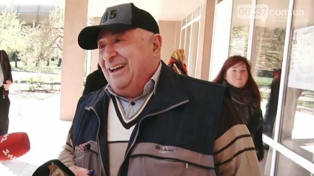«Употребил на эмоциях»: отец Зеленского пояснил свои слова о критикующей «биомассе», фото-1