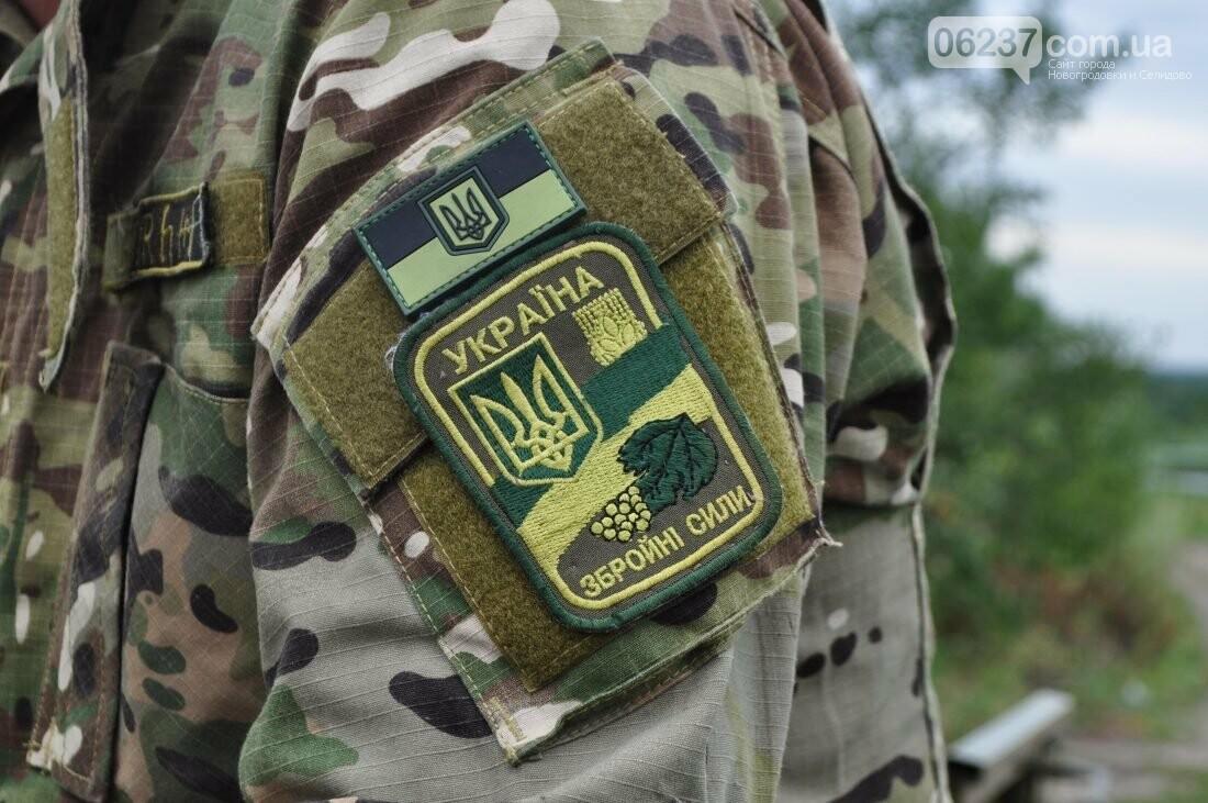 Украинских военных учат вести бой в условиях города, фото-1