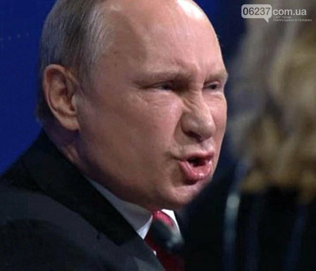 Путин назвал украинское Причерноморье исконно русской землей и пообещал разобраться, фото-1