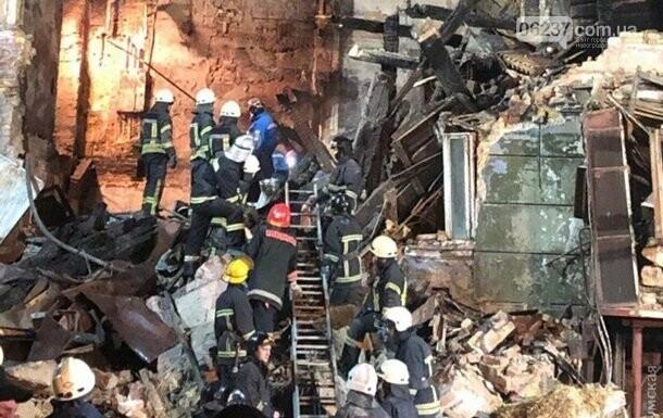 Установлено, как начался пожар в одесском колледже, фото-1