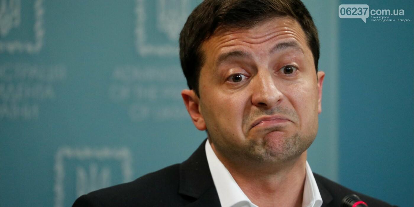Зеленский призвал сети АЗС снизить цены на бензин, фото-1