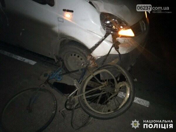 Вблизи Цукурино водитель автомобиля «Рено» сбил насмерть велосипедиста, фото-1