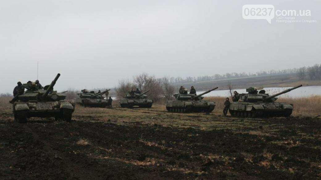 ВСУ провели зрелищные учения в районе отвода сил и средств на Луганщине, фото-1