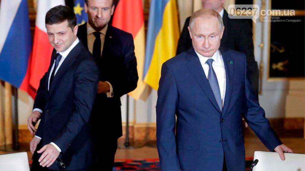 Зеленский: Путин понимает мою позицию по Украине, фото-1