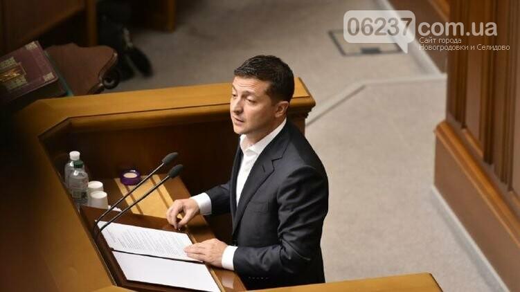 Зеленский за 8 месяцев правления помиловал 97 человек, фото-1