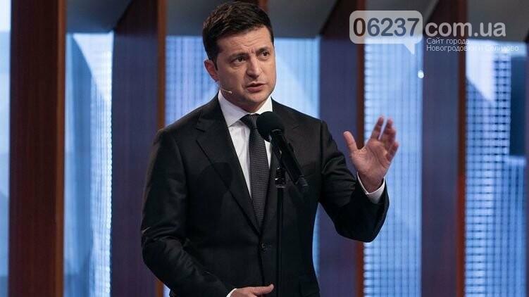 Зеленский пообещал оставить Кабмин без зарплаты, если до конца апреля шахтерам не вернут все долги, фото-1