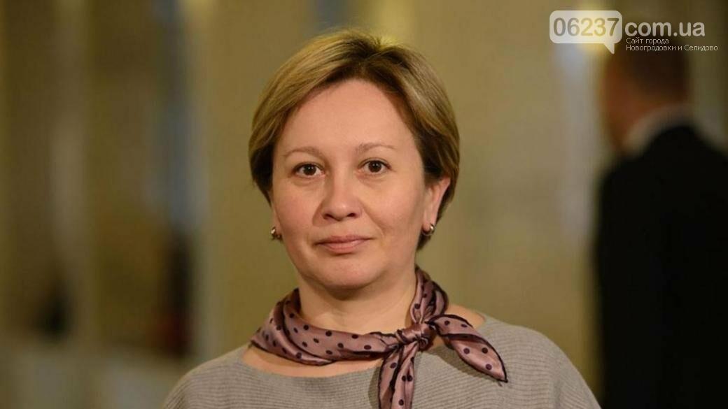 В отставку подала замминистра культуры, молодежи и спорта Ирина Подоляк, фото-1