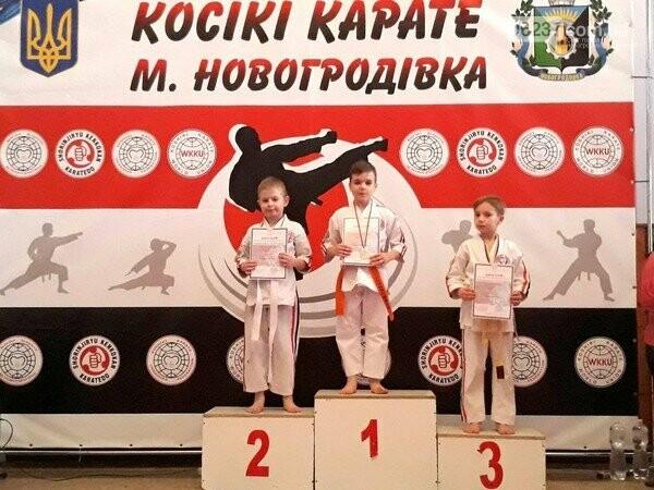 Открытый чемпионат Новогродовки по косики каратэ собрал 160 спортсменов, фото-1