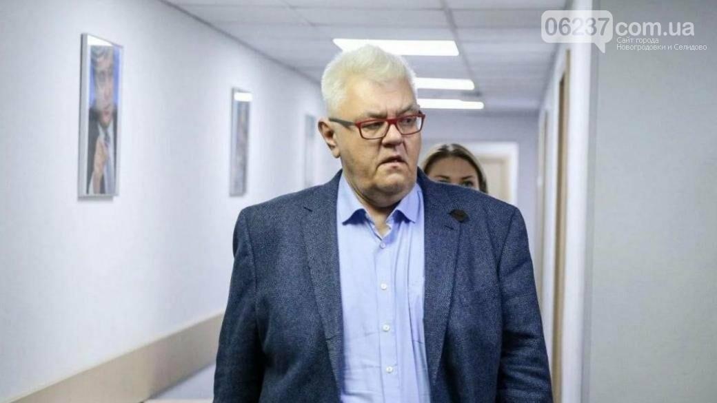 Национальный корпус уведомил СБУ о государственной измене, совершенной Сергеем Сивохо, фото-1