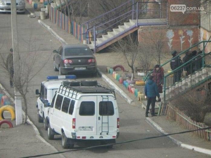 Российский вертолет дал залп по жилому дому в Чите, фото-1