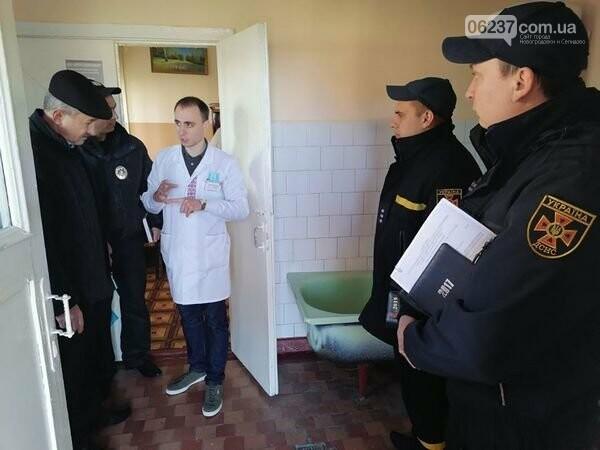В Селидово проверили готовность мест для обсервации и изоляции людей с подозрением на коронавирус, фото-1