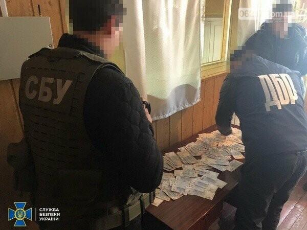 Прокурора Красноармейской местной прокуратуры задержали во время получения взятки, фото-1