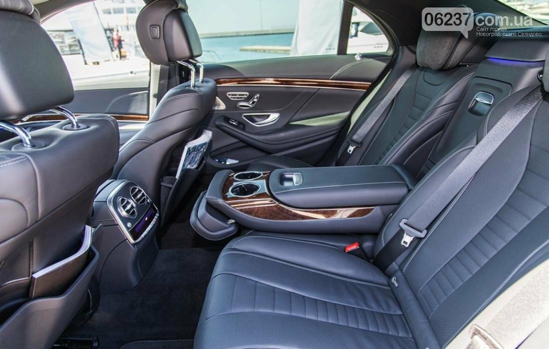 Глава ОП Ермак взял и приобрел Mercedes за 3,2 миллиона гривен, фото-3