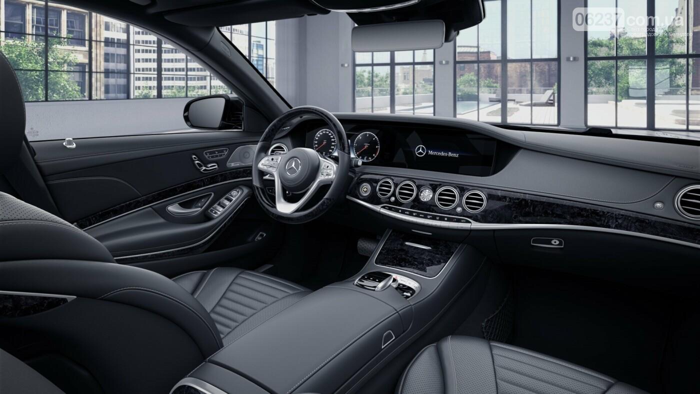 Глава ОП Ермак взял и приобрел Mercedes за 3,2 миллиона гривен, фото-2