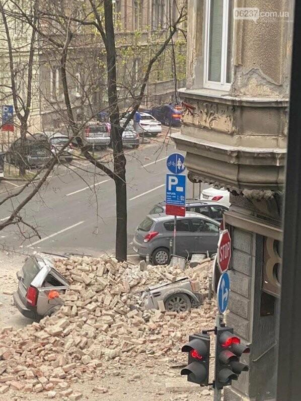 В Хорватии произошло два мощных землетрясения, фото-3