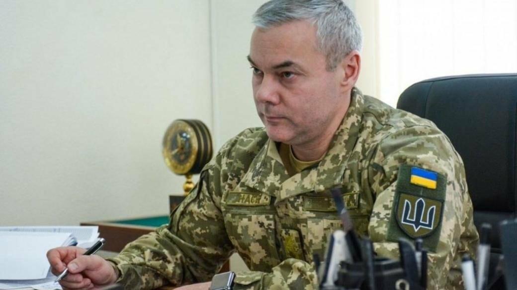 Зеленський призначив Наєва командувачем Об'єднаних сил ЗСУ, фото-1