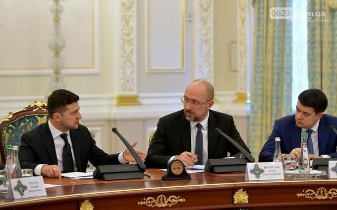 Зеленский дал жесткое поручение главам СНБО, Генштаба и Кабмина, фото-1