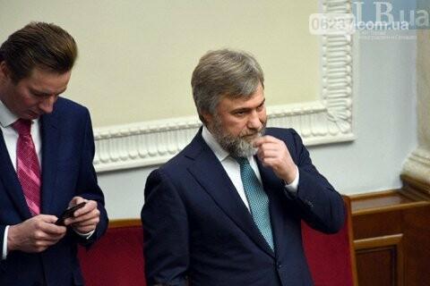Новинский сообщил, что у него коронавирус, фото-1