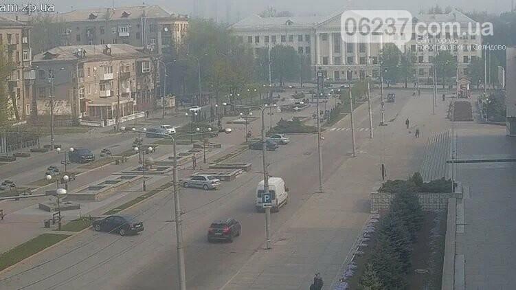 Воздух в Киеве очистился более чем в три раза, фото-1