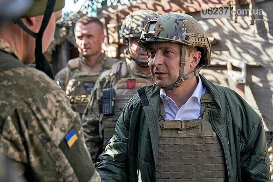 Зеленский предложил ввести новый вид военной службы в Украине, фото-1