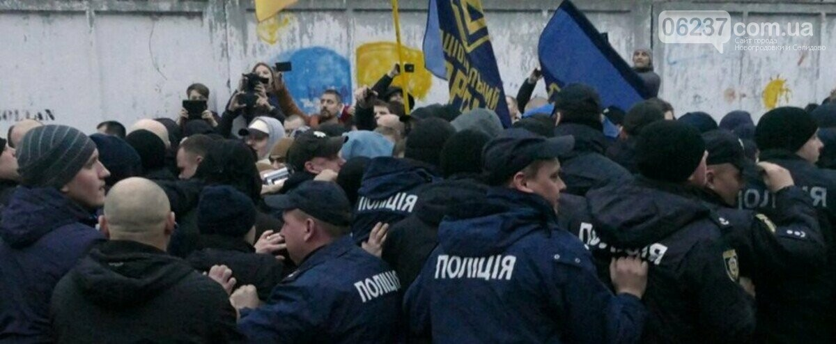 Нацкорпус готовит ответ на столкновения в Березном Ровенской области, фото-1