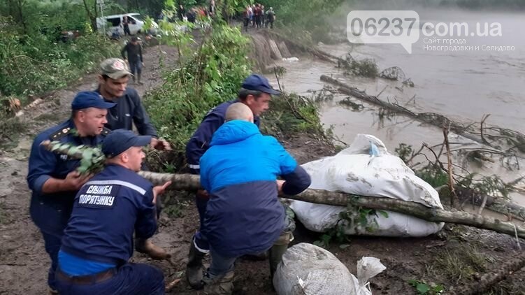 Шмыгаль и Аваков вылетели в Ивано-Франковскую область из-за потопа на Западной Украине, фото-1