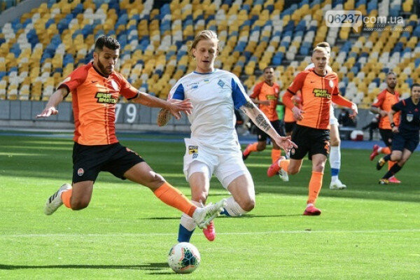 «Динамо» – «Шахтер»: Сегодня состоится матч чемпионата Украины, фото-1