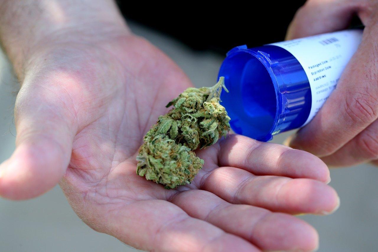 Возле Верховной Рады пройдет акция за легализацию медицинского каннабиса