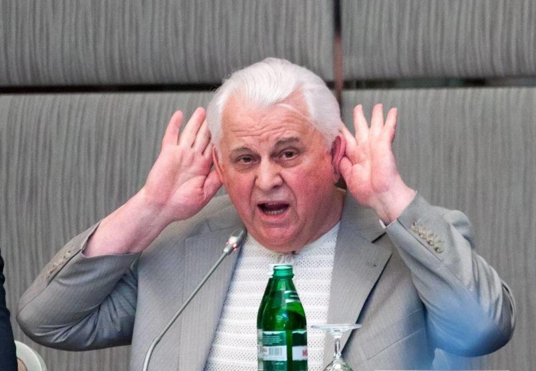 """""""Может, череп пусть продаст?"""": Кравчук резко высказался о скандале с """"собачьими"""" платежками"""