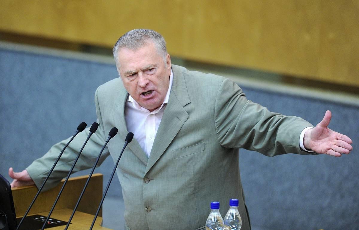 Жириновский взбесился, когда увидел трейлер украинского фильма «Наши котики»