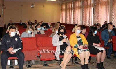 Заседание шестой очередной сессии Селидовского городского совета, фото-2