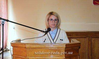 Заседание шестой очередной сессии Селидовского городского совета, фото-8