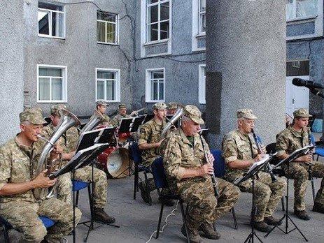 Состоится концерт военного оркестра в Новогродовской громаде, фото-1